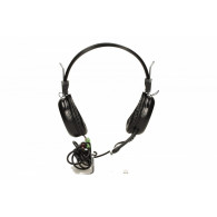 A4 Tech (HS-30)ComfortFit Stereo Headset with microphone