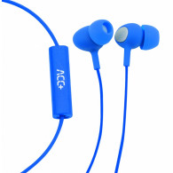 ACC+ Earphones Soul 2 blue