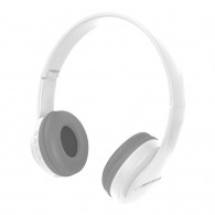 Esperanza BLUETOOTH HEADPHONE BANJO WHITE