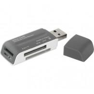 Defender Memory card reader ULTRA SWIFT USB2.0