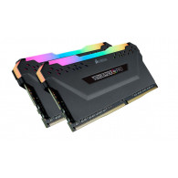 Corsair  DDR4 Vengeance RGB PRO 16GB/3200(2x8GB) Black C16 Ryzen memory kit