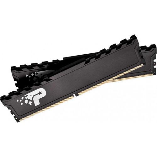 Patriot DDR4 Signature Premium 16GB/2666(2*8GB) Black CL19