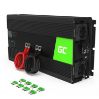 Green Cell Converter 12V/230V 1500W/3000W Mod sinus