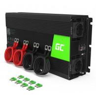 Green Cell Converter 12V na 230V 2000W/4000W Czysty sinus