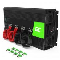 Green Cell Converter 12V na 230V 2000W/4000W Mod sinus
