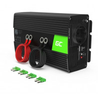 Green Cell Converter 24V na 230V 1000W/2000W Mod sinus