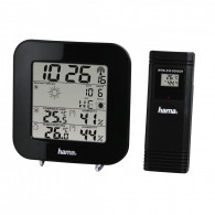 Hama Weather station Hama EWS-200 black