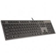A4 Tech Keyboard KV-300H Grey USB