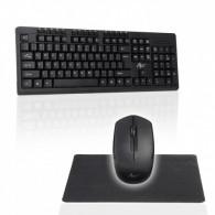 ART AK48A USB wireless keyboard + mouse set