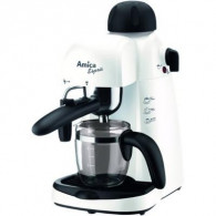 Amica Espresso machine white-black CD1011
