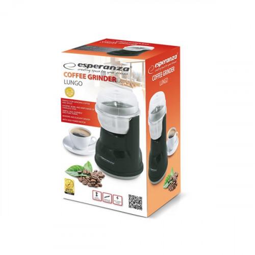 Esperanza Coffee gringer Lungo black EKC002K
