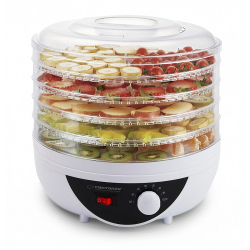 Esperanza Dryer for mushrooms,fruit,vegetables CHANTERELLE
