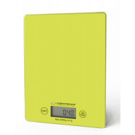 Esperanza Digital Kitchen Scale LEMON GREEN EKS002G