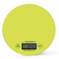 Esperanza Digital Kitchen Scale MANGO GREEN EKS003G
