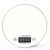 Esperanza Digital Kitchen Scale MANGO WHITE EKS003W