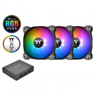 Thermaltake Case Fan Pure 14 RGB Plus TT Premium Edition 3Pack
