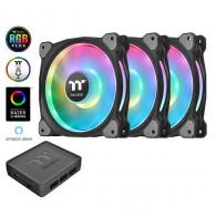 Thermaltake Case Fan Riing Duo 12 RGB TT Premium Edition 3 Pack