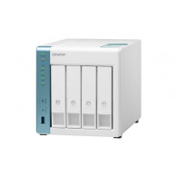 QNAP TS-431K 4BayNAS AL214QC 1GB SATA6Gb/s 2GbE LAN