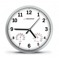 Esperanza WALL CLOCK  LYON WHITE