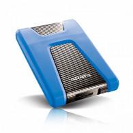 Adata DashDrive Durable HD650 2TB 2.5'' USB3.1 Blue