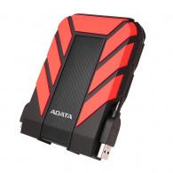 Adata DashDrive Durable HD710 2TB 2.5'' USB3.1 Red