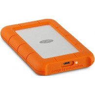 LaCie Rugged 4 TB USB 3.1 c 2,5'' STFR4000800