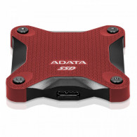 Adata SSD External SD600Q 240GB USB3.1 Red