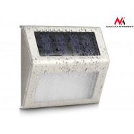 Maclean Motion sensor wall lamp MCE119 solar LED