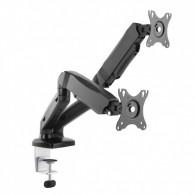 ART Desk handle for 2 lcd monitors 13-27''