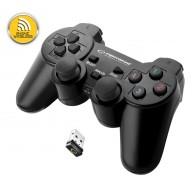 Esperanza GAMEPAD WIRELESS 2.4GH PS3/PC GLADITOR
