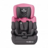 Baby Tiger Baby Tiger Car seat 9-36 kg Mali Pink