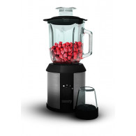 Blender with grinding attachment