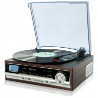 Turntable with MP3/USB/SD/recording