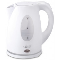 Adler AD1207 electric kettle 1.5 L White 2000 W