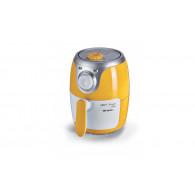ARIETE 4615 Air Fryer Mini Hot air fryer 1000W 2 l Yellow
