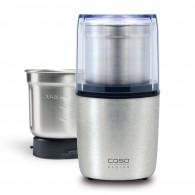 Caso 1831 coffee grinder Blade grinder Black,Stainless steel 200 W