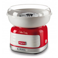 ARIETE Cotton Candy 2973/00 Partytime candy floss maker 500 W Red