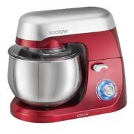 Bomann KM 6009 CB food processor 5 L Red 1000 W