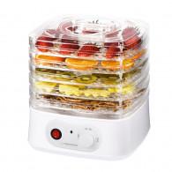 Esperanza EKD004 Food dehydrator,Transparent,White 250 W