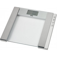 AEG PW 4923 Electronic personal scale Stainless steel,Transparent
