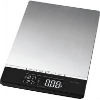 Bomann KW 1421 CB Electronic kitchen scale Black,Stainless steel