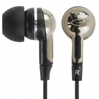 Esperanza EH125 headphones/headset In-ear Black,Graphite