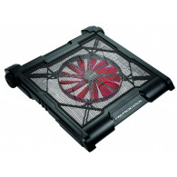 "Aerocool Strike X X1 notebook cooling pad 48.3 cm (19"") Black,Red"