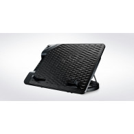 """Cooler Master NotePal Ergostand III notebook cooling pad 43.2 cm (17"""") 800 RPM Black"""