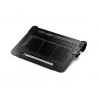"Cooler Master NotePal U3 Plus notebook cooling pad 48.3 cm (19"") 1800 RPM Black"