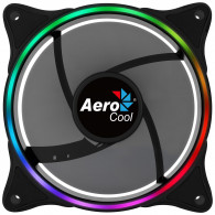 Aerocool Eclipse 12 Computer case Cooler 12 cm Black