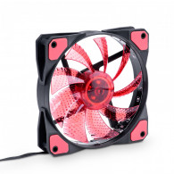 Akyga AW-12C-BR computer cooling component Computer case Fan 12 cm 1 pc(s) Black
