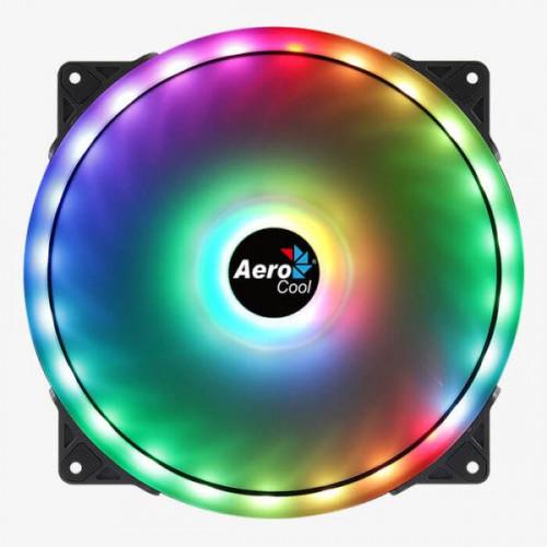 FAN AEROCOOL PGS DUO 20 ARGB 6PIN 200MM