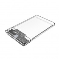"UNITEK DiskGuard Limpid R HDD/SSD enclosure Transparent 2.5"""