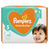 Pampers 81664439 disposable diaper Boy/Girl 5 42 pc(s)